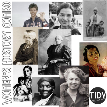 Women's History Research Bundle!