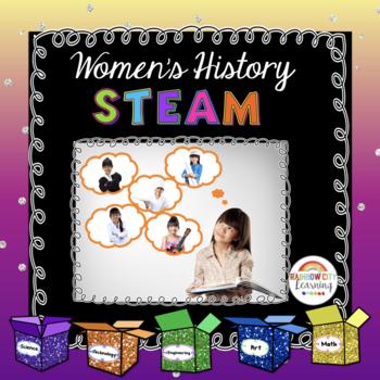 Women's History STEAM