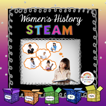 Women's History STEAM