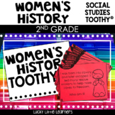 Women's History Toothy®   Social Studies Toothy® Task Kits