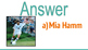 Women's History Trivia Questions and Answers
