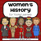 Women's History for Young Learners