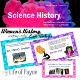 Women's History in Science Warm Ups / Exit Tickets