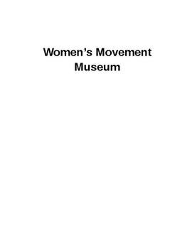 Women's Movement Museum