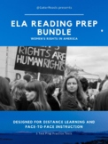 Women's Rights FSA/ ELA Test Prep