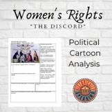 Women's Rights: Political Cartoon Analysis