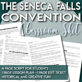 Women's Rights - The Seneca Falls Convention Skit - Reader's Theater