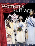 Women's Suffrage--Reader's Theater Script & Fluency Lesson