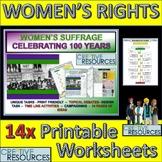 Women's Suffrage - Votes for Women