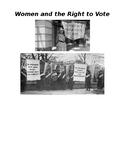 Women's Suffrage - the 19th Amendment