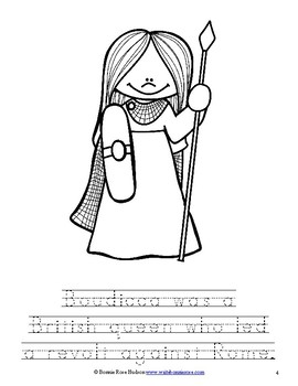 Women's History Coloring Book-Level B