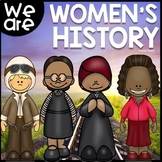 Women's History Month Bundle and Activities : Harriet Tubm