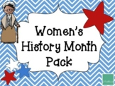 Women's History Month for Early Elementary