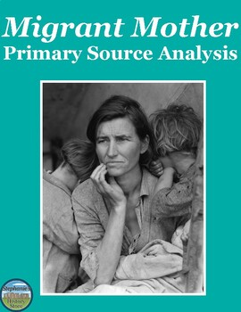 Women's History Month: Dorothea Lange and Migrant Mother Primary Source Analysis