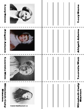 Women's History Month Mobile