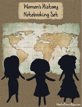 Women's History Notebooking Set