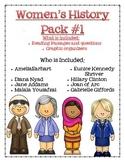 Women's History Pack #1