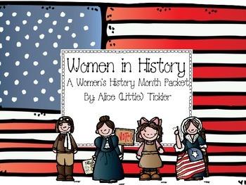 Women's History Packet