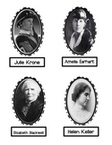 Women's History Pictures