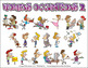 Women's Occupations Cartoon Clipart Vol. 2 | Occupations Clipart for ALL grades
