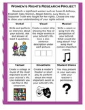 Women's Rights Activist Project