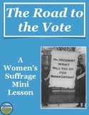 Women's Suffrage Mini Lesson