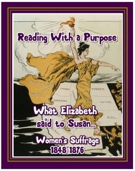 Women's Suffrage Movement: Unit 1