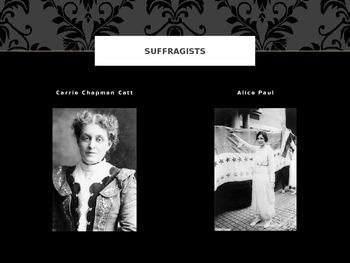 Women's Suffrage Notes