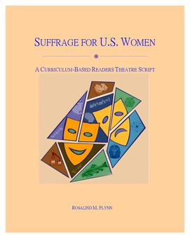 Women's Suffrage Readers Theatre Scripts