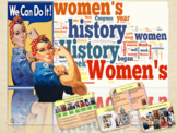 International Women's day interactive powerpoint for lesso
