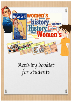 Women's day Activity Booklet