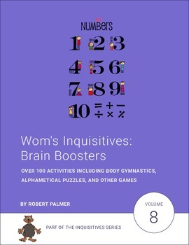 Wom's Inquisitives: Brain Boosters