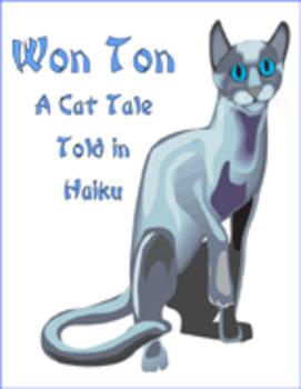 Won Ton -- A Cat Tale Told in Haiku  Reading Center
