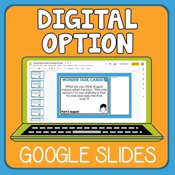 Wonder Question Cards