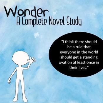 Wonder Complete Novel Study