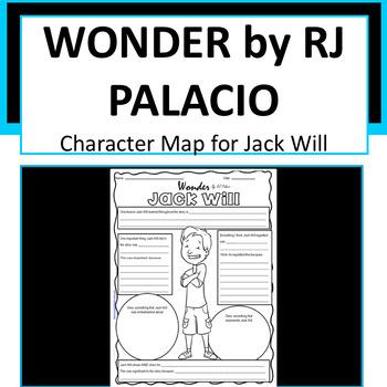 Wonder - Jack Character Map