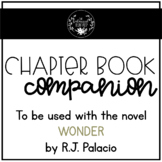Wonder: A Novel Companion