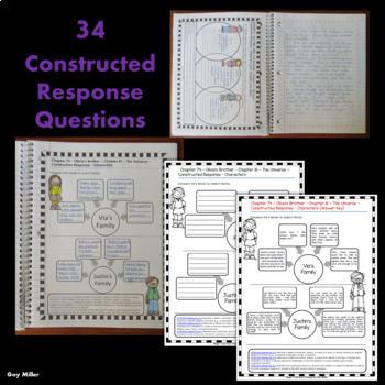 Wonder Abridged Novel Study: vocabulary, comprehension, writing [Palacio]
