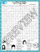 Wonder Activities R.J. Palacio Crossword & Word Search
