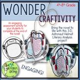 Wonder Activity-Assessment, Project, Craftivity