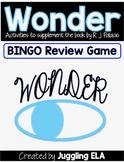 Wonder Bingo Review Game