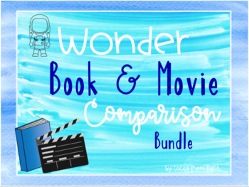 Wonder Book Vs. Movie