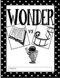 Wonder: Book vs Movie by Jean Martin