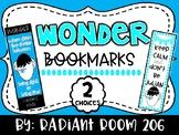 Wonder Bookmarks