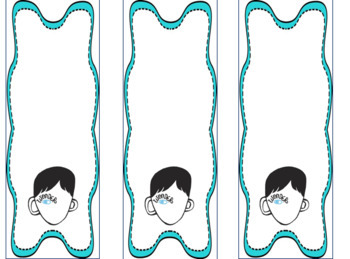 Wonder Bookmarks (Editable)