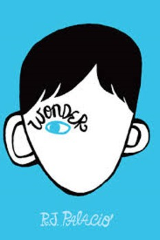 Wonder by R.J. Palacio: Create Your Own Summary Sequencing Activity