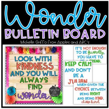Wonder Bulletin Board