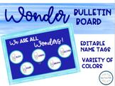 Wonder Bulletin Board Pack