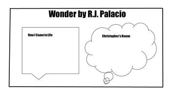 Wonder By R.J. Palacio Reading Responses by Chapter