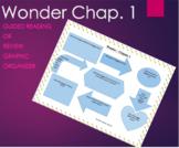 Wonder - Chapter 1 Graphic Organizer Key Details